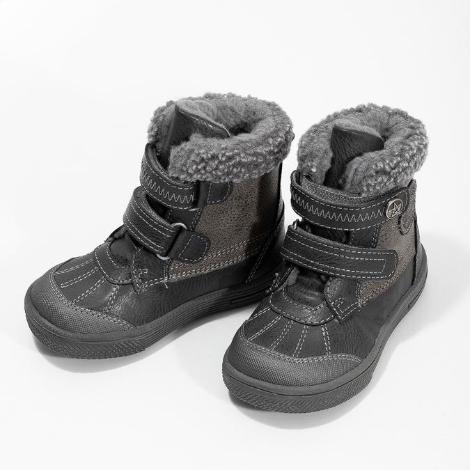 Children's Winter Boots bubblegummer, gray , 191-4619 - 16