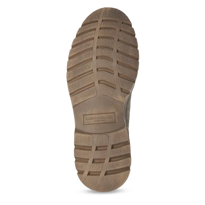 Men's Winter Boots weinbrenner, beige , 896-8107 - 18
