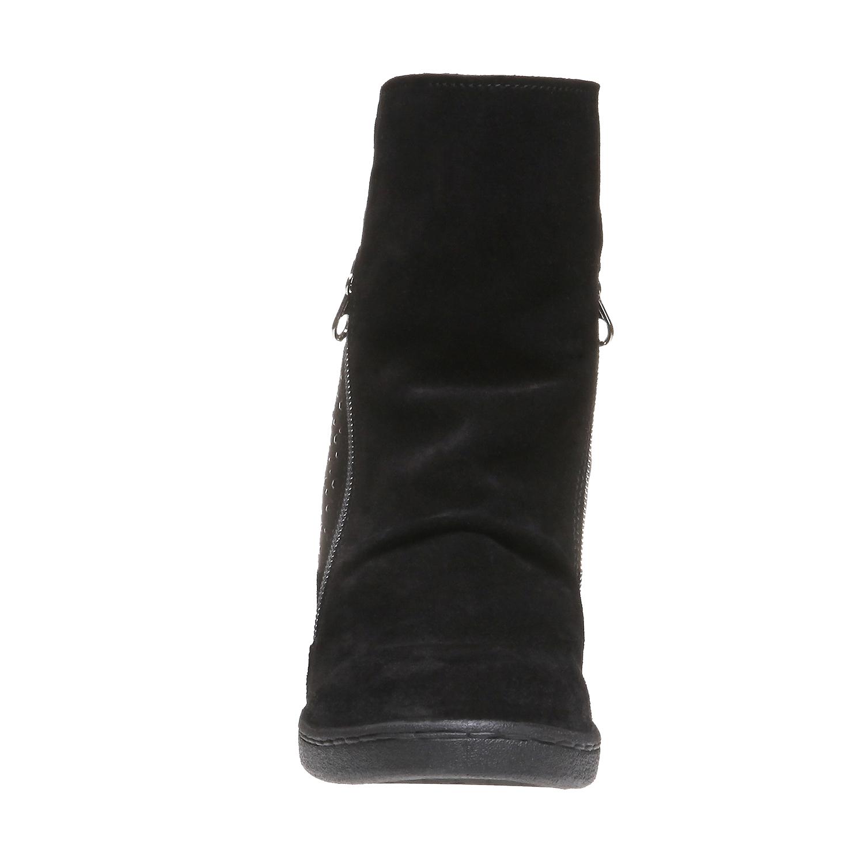 The Winnie Wedged Boot, black , 2018-793-6253 - 16